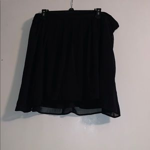 Gently used Old Navy skirt